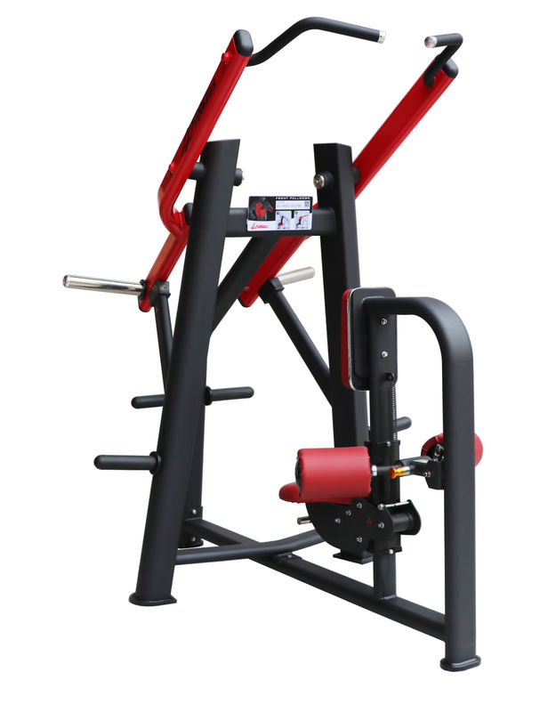 Life Hammer Strength Fitness Equipment / Heavy Duty Lat Pull Down Machine For Gym Use