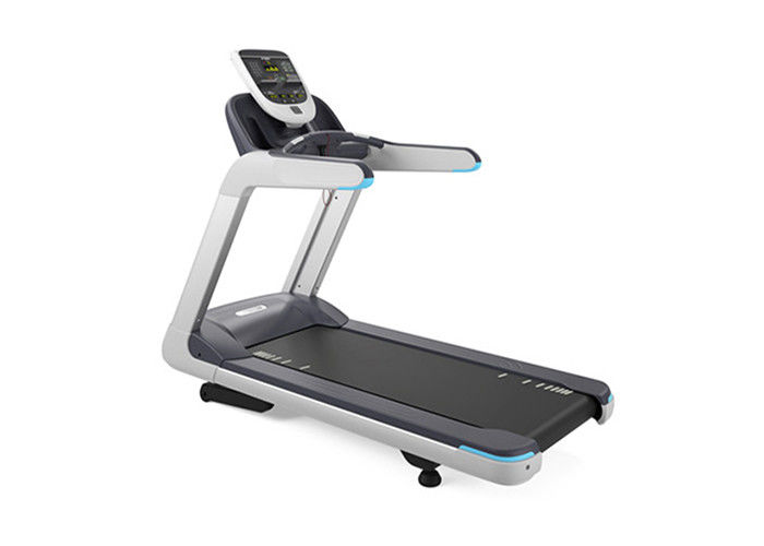 220V Commercial Treadmill For Gym , Motorized Commercial Running Machine