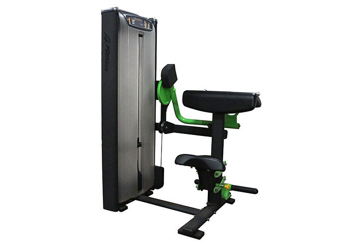Professional Matrix Strength Training Equipment / Gym Exercise Seated Biceps Curl Machine
