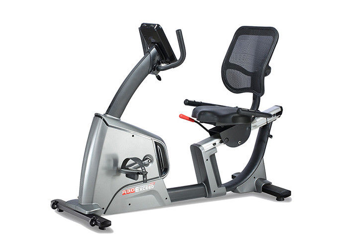Resistance Flywheel Adult Recumbent Bike Elliptical Trainer English Language